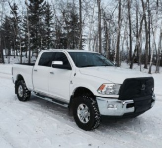 2012 Dodge Ram 3500 Laramie Limited