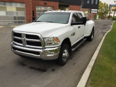 2015 Dodge Ram 3500 SLT Dually