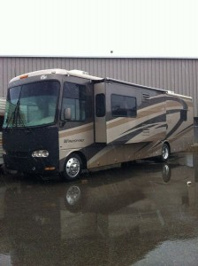 2008 Four Winds Windsport 36F