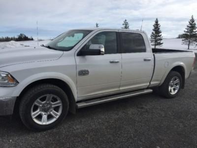 2015 Dodge Ram 1500 Longhorn