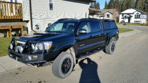 2013 Toyota Tacoma Trail Teams Edition