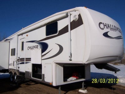 2007 Keystone  Challenger 29TRL 33-Foot