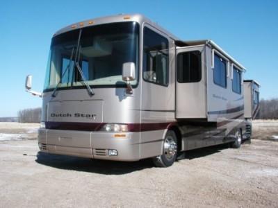 2002 Newmar Dutchstar 4095
