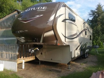 2014 Grand Design Solitude S3624E