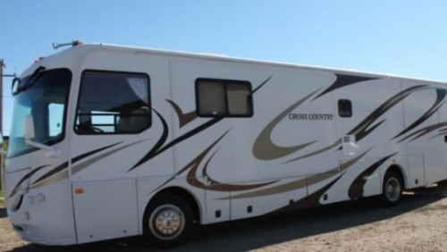 2007 Coachman Cross Country