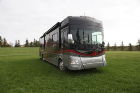 2010 Winnebago Itasca Ellipse 40Ft
