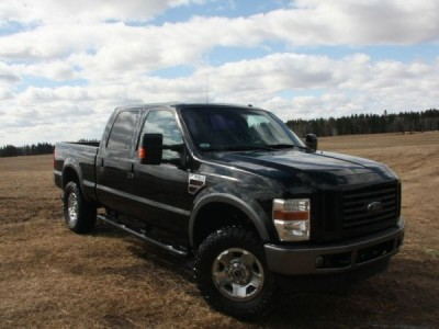 2008 Ford F-350 FX4 Quad Cab