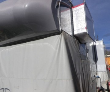 2012 Heartland Cyclone 370C