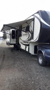 2014 Keystone Alpine 3450RL