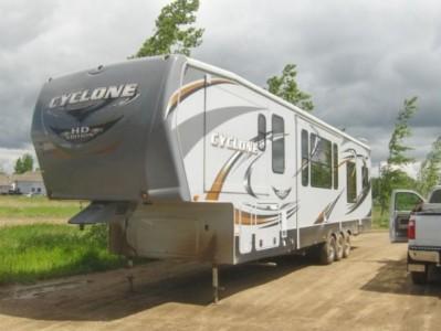 2012 Heartland Cyclone 4014