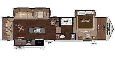 2014 Keystone Montana 3155RL + Lot Combo