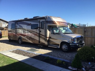 2009 Forest River Lexington GTS 300SS