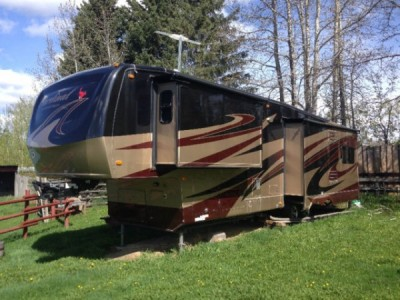 2011 Forest River Cardinal 3625RT