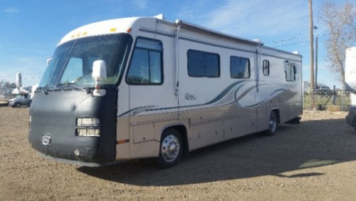 2000 Georgie Boy Cruisemaster 3816