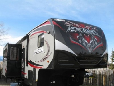 2014 Forest River Vengeance 316A