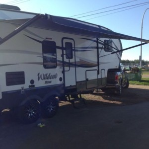 2014 Forest River Wildcat Maxx 262RGX