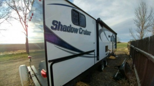 2015 Cruiser RV Shadow Cruiser 28QBS