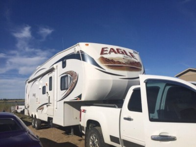 2012 Jayco Eagle Superlite 315FBH