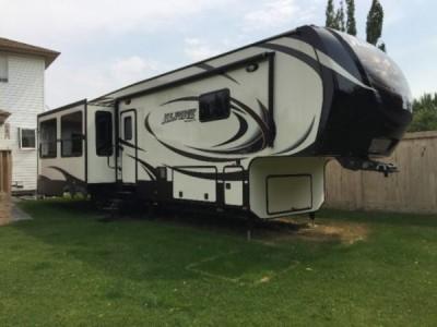 2014 Keystone Alpine 3555RV