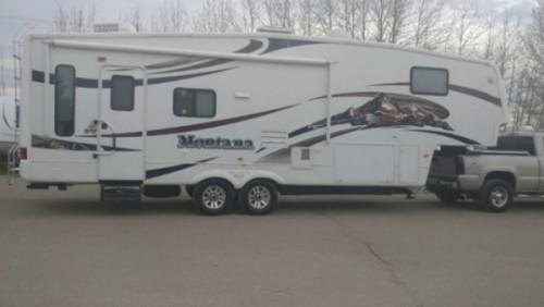 2009 Keystone Montana 2955RL
