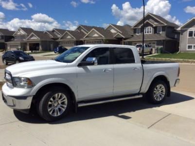 2013 Dodge Ram 1500 Longhorn