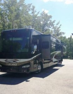 2007 Damon Tuscany 40ft