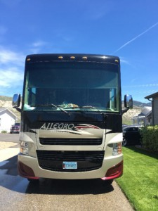 2013 Tiffin Open Road Allegro 35QBA