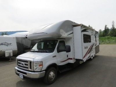 2011 Winnebago Itasca Impulse Silver