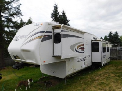 2011  Jayco Eagle 36Ft