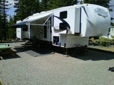 2011 Forest River Sandpiper 300FB