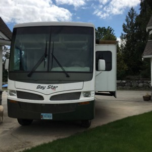 2007 Newmar Bay Star 32Ft