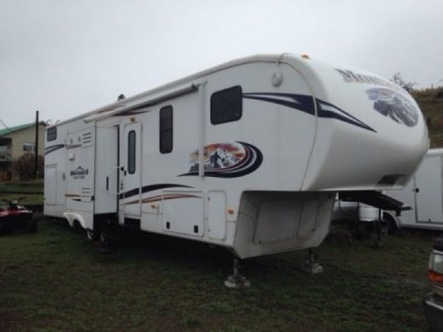 2012 Montana Mountaineer 346LBQ
