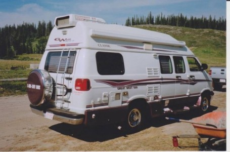 2002 Great West Vans Classic 21-Foot