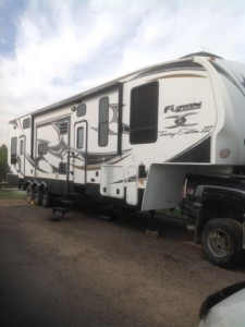 2011 Keystone Fuzion 412 Touring Edition 111