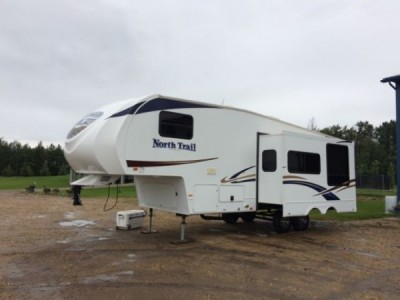 2012 Heartland Northtrail 28BH