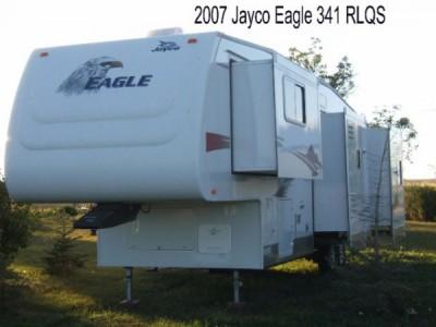 2007 Jayco Eagle 341RLQS