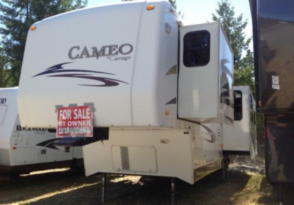 2007 Carriage Cameo 34CK3
