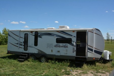 2011 Forest River Salem Hemisphere 26Ft