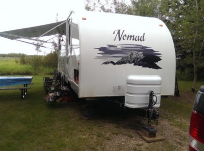 2010 Skyline Nomad 29ft