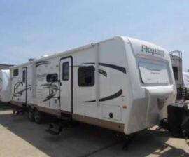 2011 Forest River Flagstaff 31BHDS