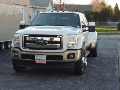 2012 Ford F-150 King Ranch 4x4