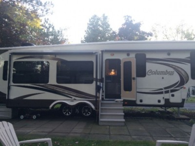 2014 Palomino Columbus 320RS