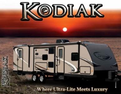 2014 Dutchmen Kodiak 292TQB
