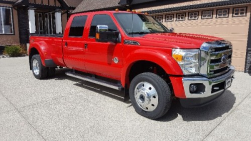 2015 Ford F-450 Dually Lariat