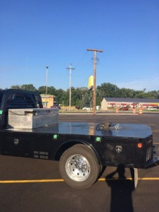 2015 Dodge 5500 Laramie Flat Deck