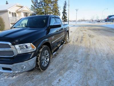 2015 Dodge  Ram 1500 Laramie Limited