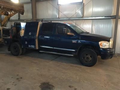 2007 Dodge Ram 3500 Laramie Welding Truck