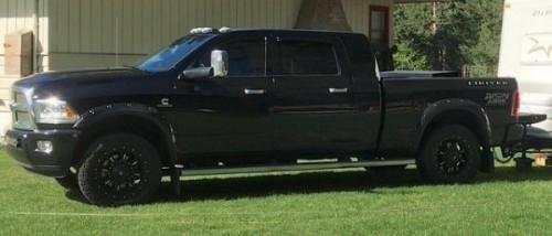 2014 Dodge Ram 3500 Longhorn Limited