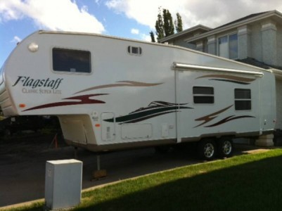 2007 Forest River FlagStaff 8528BHH Classic Super Lite 30-Foot
