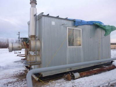 2000  Natco Dehy with Line Heater